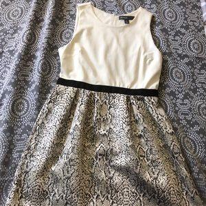 Classy Animal print Dress!!